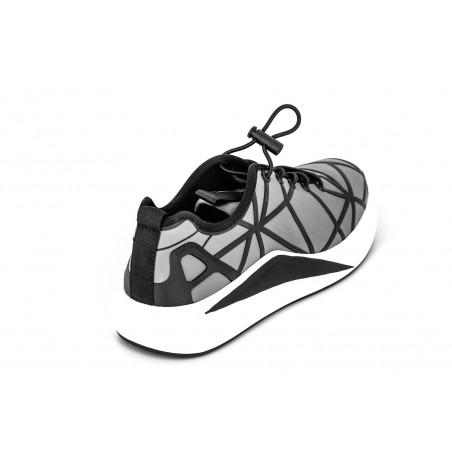 Sneakers Barbati Navy Gray