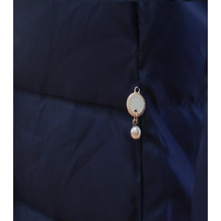 Geaca Dama Rinascimento Bleumarine