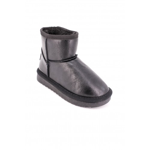 Cizme Copii Tip UGG Black 2