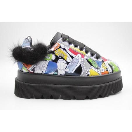 Sneakers dama model 6