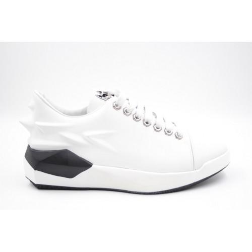 Sneakers barbati Batman white