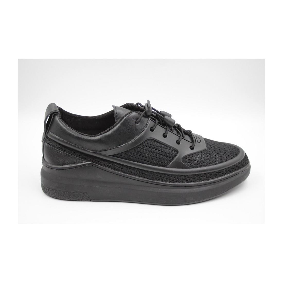 Sneakers barbati ruptured negru