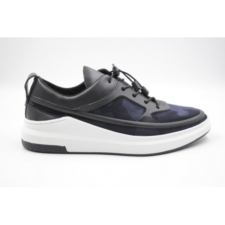 Sneakers barbati navy blue clouds