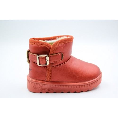 Cizme Copii Tip UGG Red
