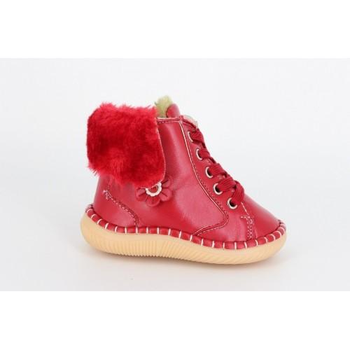 Botosei copii rosu