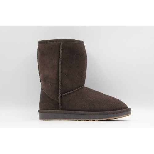 Cizme tip ugg chocolate 2