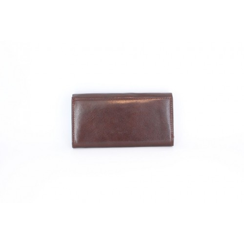 Portofel piele chocolat V911